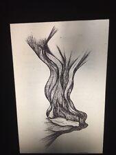 "Yves Tanguy ""Violette Nozieres-Paul Eluard "" French Surrealism 35mm Art Slide"