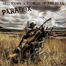 NEIL YOUNG + PROMISE OF THE REAL PARADOX CD (New Release 20th April 2018)