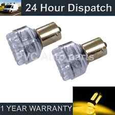 2x 382 1156 Ba15s Xenon ámbar 24 Domo Led Frontal indicador bombillas fi200502