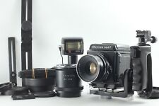 【EXC+5】Mamiya RB67 Pro+Sekor NB 127mm f/3.8 Lens+Etc From Japan #94
