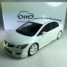 1/18 OTTO GT Spirit Honda Civic Type-R FD2 Late 2012 White OT838