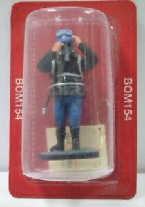 Del Prado 1/32 Figure Fireman - Marseille, France 1982 - BOM154