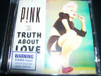 Pink The Truth About Love Deluxe Edition (Australia) CD - New (Not Sealed)