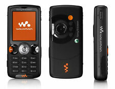Sony Ericsson W810 Black Mobile Phone