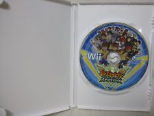 Japanese Wii Exclusive Use. NO Manual Inazuma Eleven Strikers Japanese Version