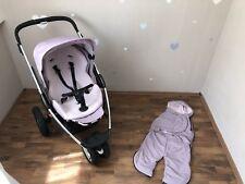 Maxi Cosi mura 3 Kinderwagen Buggy Purple Blossom