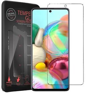 Panzer Folie für Samsung Galaxy A52 5G Glasfolie Display Schutz Glas Schutzfolie