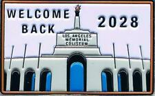 Nice Welcome Back Los Angeles 2028 Collector Pin