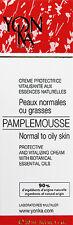 Yonka Pamplemousse PG PNG Moisturizer Normal/Oily Skin 1.7oz(50ml) Brand New