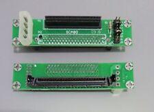 Adattatore scheda hard disk SCA Server disco rigido 80 pin controller SCSI 68 hd