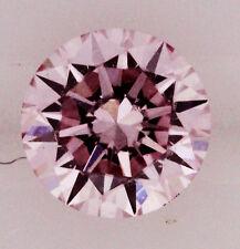 0.50ct!! AUST PINK DIAMOND 100% UNTREATED +ARGYLE LASER INSCRIPTION +GIA CERT