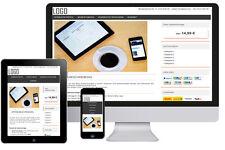 Ebay Template Responsive 2019 Ebay-Vorlage Auktionsvorlage Modern Design Mobil