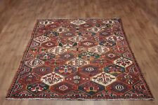 Traditional Vintage Wool Handmade Classic Oriental Area Rug Carpet 270 X 165 cm