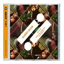 ALBERT AYLER - NEW GRASS/MUSIC IS THE HEALING FORCE?  CD NEU