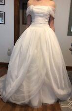 10659daf3c82 Ivory by Vera Wang Textured Organza Wedding Dress