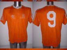 Holland Van Basten Adidas Adult Large Netherlands Shirt Jersey Football Soccer