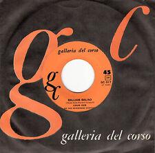 CHUM KEM balliam baliao / a-a cristina 45RPM orig 1961 ITALY company sleeve RARE