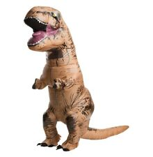 T-Rex Dinosaur Inflatable Costume Suit Outfit for Party Cosplay New