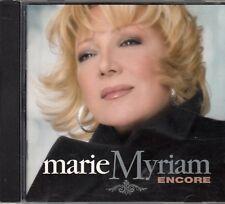 """CD ALBUM  MARIE MYRIAM  """"ENCORE"""""""