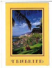 Postcard: Playa de la Arena (Los Gigantes), Tenerife, Spain