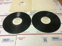 JESUS CHRIST SUPERSTAR Rock Opera LP Vinyl Record 1970 set of 2 w/book DXSA-7206