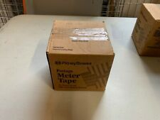 New In Box Pitney Bowes Postage Meter Tape 627-8 (3 Rolls)