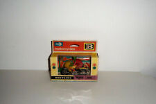Britains No.9671 Racing Norton  Diecast Motorcycle Mint Boxed - Red Rider