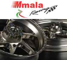 coppia *** CERCHI OZ GASS RS-A*** DUCATI PANIGALE 899 alloy wheels