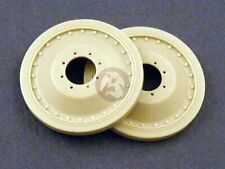 Panzer Art 1/35 Spare Wheels for German Panther Ausf.A / Ausf.G Tanks RE35-004