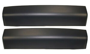 New Set of 2 Rear Quarter Panel Extension-LH & RH For Chevy SaVana Express, Pair