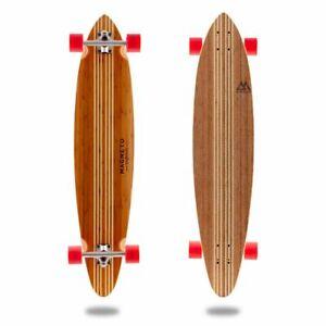 Magneto Hana Bamboo Longboard