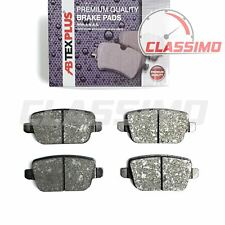 Rear Brake Pads for FORD MONDEO Mk 4 + GALAXY Mk 3 + S-MAX + KUGA - 2006 to 2015