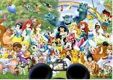 "Jigsaw Puzzles 1000Pieces ""Disney World"" / Disney / Educa"
