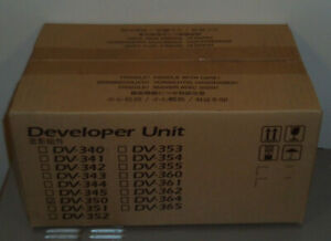 Brand New Genuine Kyocera DV-350 Developer Unit - 302LW93020 (VAT INCL FREE DEL)