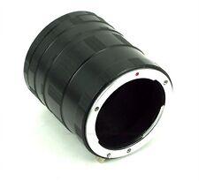 Macro Extension Tube for SONY NEX E-mount NEX 3 5n 7 A58 A6000 A5100 A7 A7R II