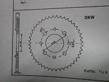 Kettensatz Hercules DKW Citybike CB 2 40km/h 13 / 24 Z Motor 502/1 City Bike CB2