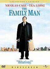 The Family Man (DVD, 2001)-TEA LEONI-NICHOLAS CAGE
