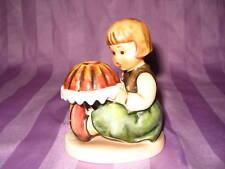 Hummel #338 Birthday Cake Candleholder Tmk-6