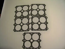 HOLLEY throttle body gaskets  5 - 1 9/16 , 1.563  and 1 11/16 , 1.688