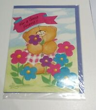 HALLMARK HAPPY EASTER For A Good Friend message cards with envelope new