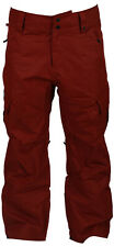 NEFF Men's GNARGO Snow Pants - Maroon - Large - NWT