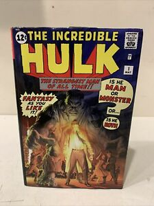 The Incredible Hulk Omnibus, vol 1