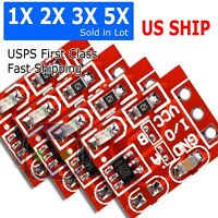 1~10 PCS TTP223 2.5-5.5V Capacitive Touch Switch Self Lock Module for Arduino