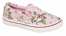 Unbranded Slip - on Canvas Upper Shoes for Girls