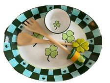 St Patty's day serving Set