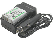 new NP-95 Battery + Charger For FinePix 3D W1 X100 X100S X100T X-S1 X30 F30 NP95