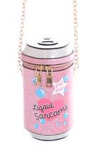 lb-97-2 rose SODA LIMONADE COLA BOÎTE pastel gothique lolita Sac kawaii culte