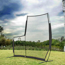 Portable Baseball Net 7' Softball Batting Training Net Catching Pitching Screen