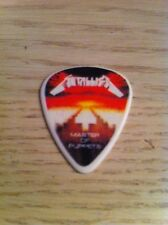 METALLICA_ROCK BANK_GUITAR PICK_Master Of Puppets 30 Years Anniversary_2017