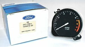 NEW NOS Tachometer for 1984-1990 Ford Escort Mercury Lynx E4FZ-17360-A